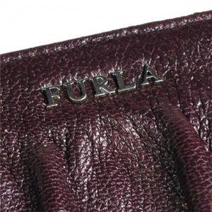 Furla(フルラ) 長財布 PJ70 MEL ワイン H11×W19×D2.5