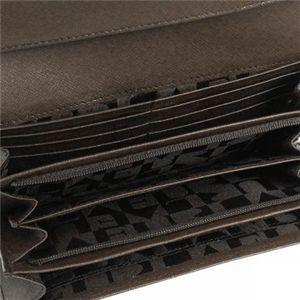 Furla(フルラ) 長財布 PJ78 YA0 ダークブラウン H9.5×W19.5×D3