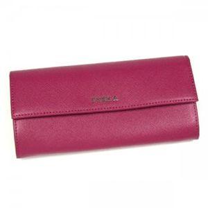 Furla(フルラ) 長財布 PJ78 FX0 ピンク H9.5×W19.5×D3