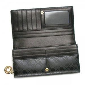 Gherardini(ゲラルディーニ) 長財布 SOFTY BASIC BS05 1 ブラック H10×W19×D2.5