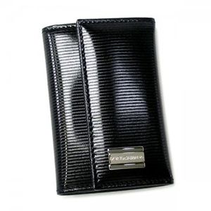 DOLCE&GABBANA(ドルチェアンドガッバーナ) キーケース  BP0874 8B956 ブラック H9.5×W6.5×D2