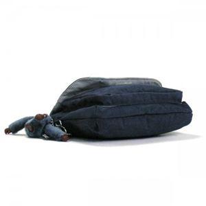 Kipling(キプリング) ショルダーバッグ BASIC K12909 521 ブラック/ブルー H15.5×W22×D6