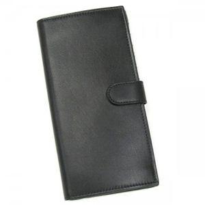 BOTTEGA VENETA(ボッテガベネタ) 長財布 25 134075 1000 ブラック H9.5×W19×D2.5