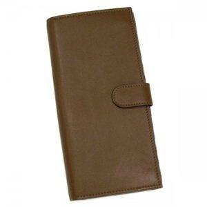 BOTTEGA VENETA(ボッテガベネタ) 長財布 25 134075 2708 ブラウン H9.5×W19×D2.5