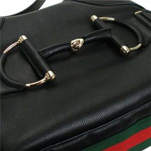 Gucci(グッチ) ショルダーバッグ GUCCI HERITAGE 247602 1060 ブラック