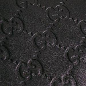 Gucci(グッチ) トートバッグ GG TWINS 232957 1000 ブラック (H24×W27/37×D10)