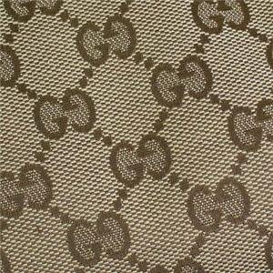 Gucci(グッチ) トートバッグ GUCCI CRAFT 247209 8453 ベージュ-EBONY (H28.5×W34×D15.5)