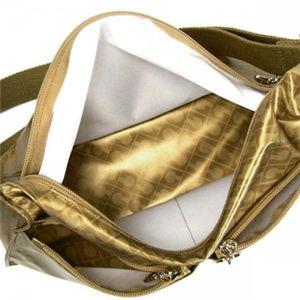 Gherardini(ゲラルディーニ) ショルダーバッグ SOFTY BASICO 2208 2555 ゴールド (H19×W33×D11)