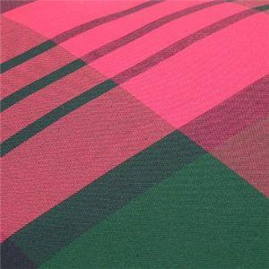 Vivienne Westwood(ヴィヴィアンウエストウッド) ハンドバッグ SUMMER TARTAN 4892 ダークピンク (H30×W41×D17)