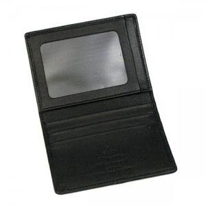 Vivienne Westwood(ヴィヴィアンウエストウッド) パスケース CHANCERY 724V ブラック (H7.5×W10.5×D1.5)