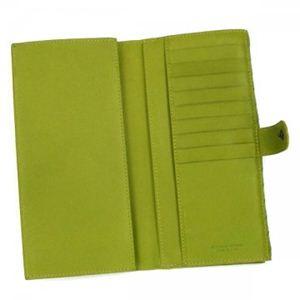 BOTTEGA VENETA(ボッテガベネタ) 長財布 25 134075 3516 ライトグリーン (H9.5×W19×D2.5)