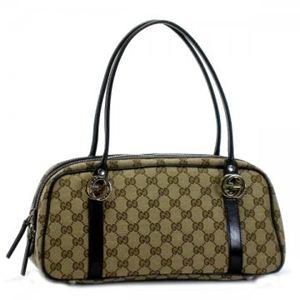 Gucci(グッチ) ショルダーバッグ GG TWINS 232958 9643 ベージュ/ダークブラウン