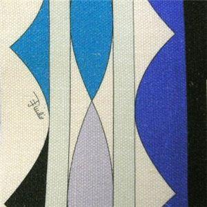 Emilio Pucci(エミリオプッチ) ショルダーバッグ 12BE93 26 レッド/ネイビー