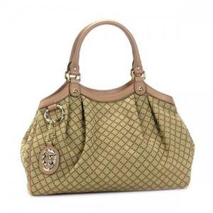Gucci(グッチ) ショルダーバッグ SUKEY 211944 8594 ベージュ/ピンク