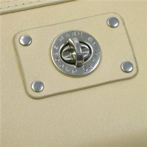 MARC BY MARC JACOBS(マークバイマークジェイコブス) 長財布 TOTALLY TURNLOCK M3112403 122 グレー