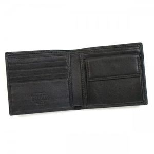 PrimaClasse(プリマクラッセ) 二つ折り財布(小銭入れ付) GEO CLASSIC CW103 1 ブラック