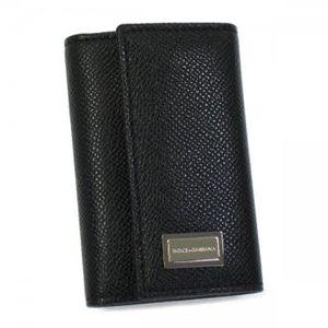 DOLCE&GABBANA(ドルチェアンドガッバーナ) キーケース  BP0874 80999 ブラック