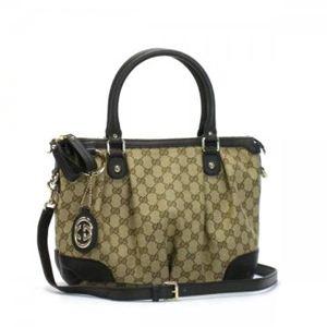 Gucci(グッチ) ショルダーバッグ SUKEY 247902 9643 ベージュ/ダークブラウン