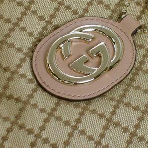 Gucci(グッチ) ショルダーバッグ SUKEY 232955 8594 ベージュ/ピンク
