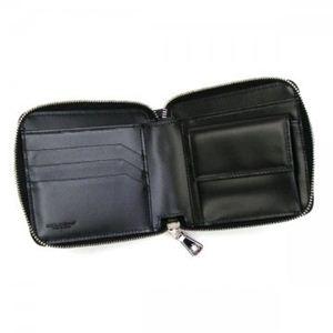 【2012年2月14日まで期間限定値下げ】DOLCE&GABBANA(ドルチェアンドガッバーナ) 二つ折り財布(小銭入れ付) BP1365 8B956 ブラック