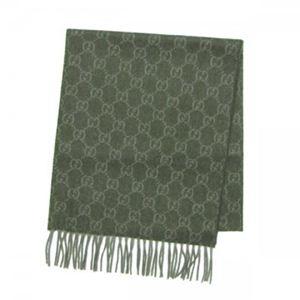 Gucci(グッチ) マフラー 100991 3262 カーキー