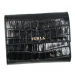 Furla(フルラ) 二つ折り財布(小銭入れ付) PJ79 O60 ONYX