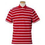 RalphLauren(ラルフローレン) メンズポロシャツ K31SC21 76257 LACQUER RED/WHITE