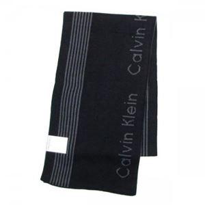 Calvin Klein(カルバンクライン) マフラー 77047 OCN OCEAN/NAVY