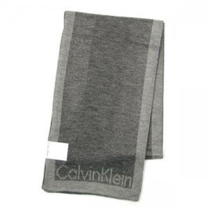 Calvin Klein(カルバンクライン) マフラー 77083 FLA FLANNEL/FOG