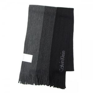 Calvin Klein(カルバンクライン) マフラー 77092 BLK BLACK