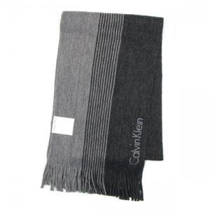 Calvin Klein(カルバンクライン) マフラー 77092 CGH CHARCOAL