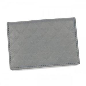 EMPORIO ARMANI(エンポリオアルマーニ) カードケース YEM467 80002 GREY