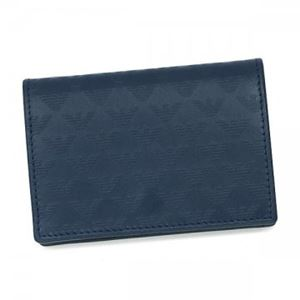 EMPORIO ARMANI(エンポリオアルマーニ) カードケース YEM467 80482 BLUE