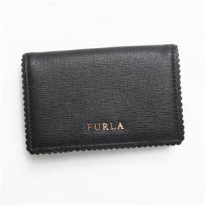 Furla(フルラ) カードケース PM67 O60 ONYX