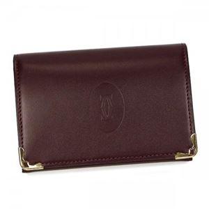 Cartier(カルティエ) カードケース L3000455 BORDEAUX
