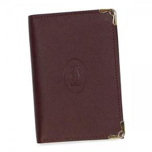 Cartier(カルティエ) カードケース L3001366 BORDEAUX