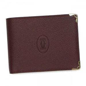 Cartier(カルティエ) 二つ折り財布(小銭入れ付) L3001368 BORDEAUX