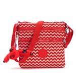 Kipling(キプリング) ショルダーバッグ K15178 A90 CHEVRON RED PR