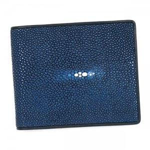Nicola Ferri(ニコラフェリ) 二つ折り財布(小銭入れ付) GA10053 LAPIS