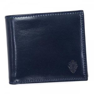 PERONI(ペローニ) 二つ折り財布(小銭入れ付) 80011 NAVY