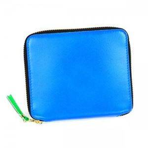 COMME des GARCONS(コムデギャルソン) 二つ折り財布(小銭入れ付) SA2100SF BLUE