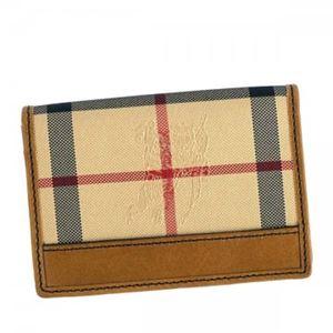 Burberry(バーバリー) 二つ折り財布(小銭入れ付) 3978335 TAN