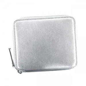COMME des GARCONS(コムデギャルソン) 二つ折り財布(小銭入れ付) SA2100G SILVER SILVER