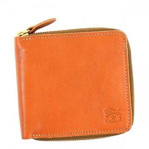 IL Bisonte(イルビソンテ) 二つ折り財布(小銭入れ付) C0990 145 CARAMEL