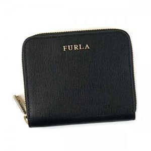 Furla(フルラ) 二つ折り財布(小銭入れ付)  PR84 O60 ONYX