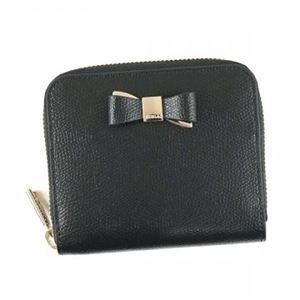 Furla(フルラ) 二つ折り財布(小銭入れ付)  PR92 O60 ONYX