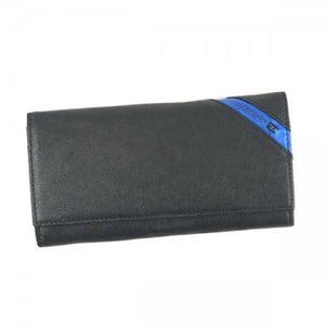 DIESEL(ディーゼル) 長財布  X03608 H6169 BLACK/COBALTO