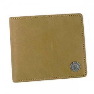 DIESEL(ディーゼル) 二つ折り財布(小銭入れ付)  X04373 T2282 DIJON