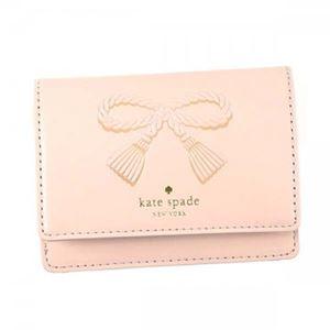 KATE SPADE(ケイトスペード) 二つ折り財布(小銭入れ付)  PWRU5569 286 AU NATUREL