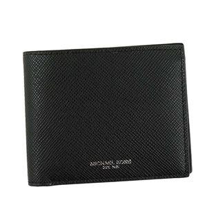 Michael Kors(マイケルコース) 二つ折り財布(小銭入れ付) 39F5LHRF3L 1 BLACK